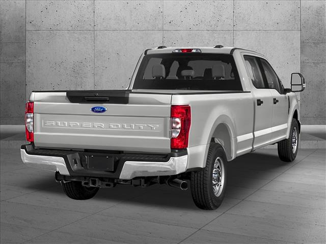2021 Ford F-250 Crew Cab 4x4, Pickup #MED76254 - photo 2