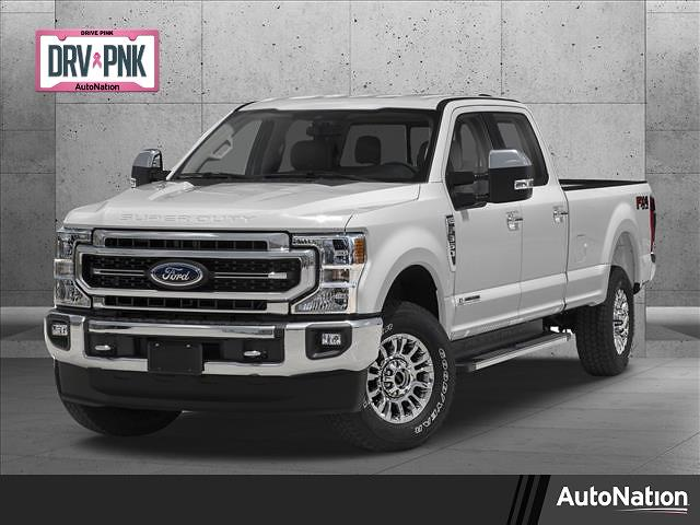 2021 Ford F-350 Crew Cab 4x4, Pickup #MED76255 - photo 1