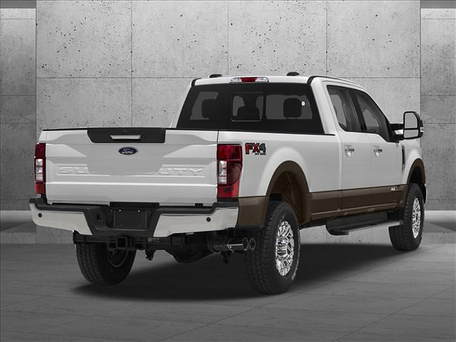 2021 Ford F-350 Crew Cab 4x4, Pickup #MED76255 - photo 2