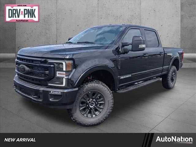 2021 Ford F-250 Crew Cab 4x4, Pickup #MED85973 - photo 1