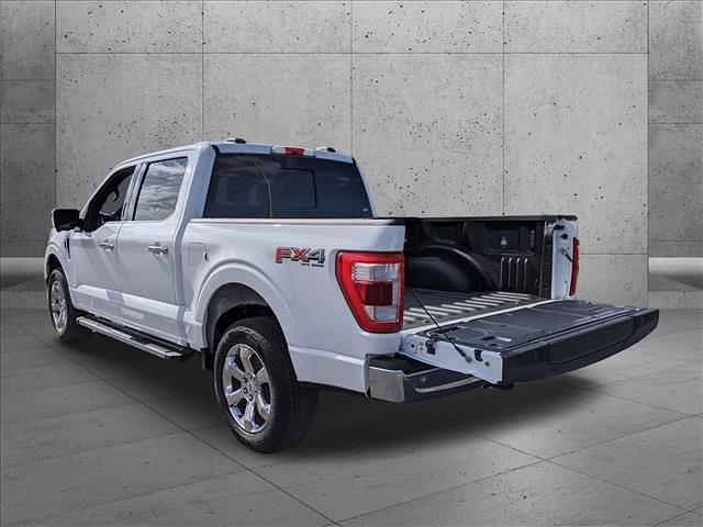 2021 Ford F-150 SuperCrew Cab 4x4, Pickup #MFA07133 - photo 1