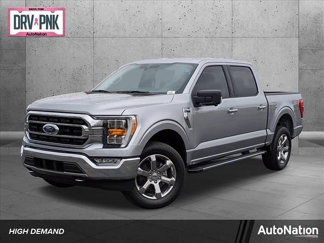 2021 Ford F-150 SuperCrew Cab 4x4, Pickup #MFA20912 - photo 1