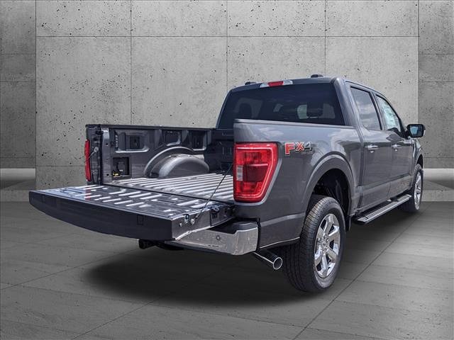 2021 Ford F-150 SuperCrew Cab 4x4, Pickup #MFA66610 - photo 3