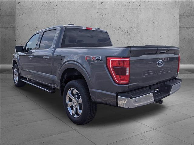 2021 Ford F-150 SuperCrew Cab 4x4, Pickup #MFA66610 - photo 2