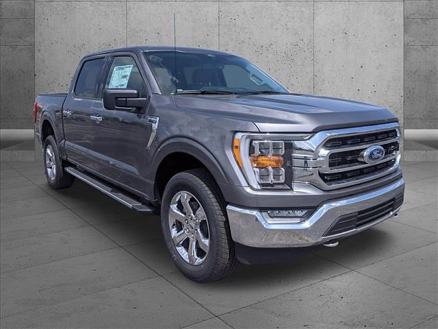 2021 Ford F-150 SuperCrew Cab 4x4, Pickup #MFA66610 - photo 7