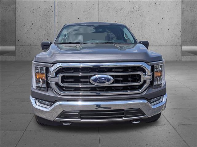 2021 Ford F-150 SuperCrew Cab 4x4, Pickup #MFA66610 - photo 8