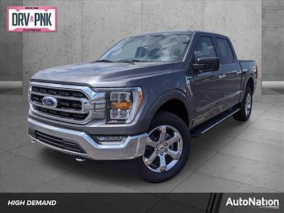 2021 Ford F-150 SuperCrew Cab 4x4, Pickup #MFA66610 - photo 1