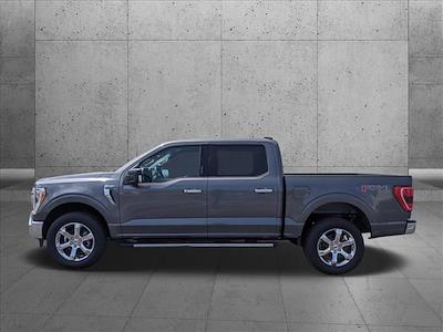 2021 Ford F-150 SuperCrew Cab 4x4, Pickup #MFA66610 - photo 6