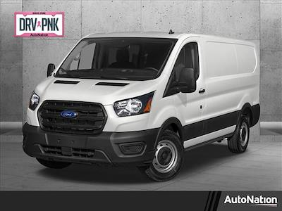 2021 Ford Transit 150 Medium Roof 4x2, Empty Cargo Van #MKA28996 - photo 1
