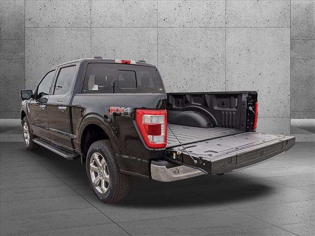 2021 Ford F-150 SuperCrew Cab 4x4, Pickup #MKD00921 - photo 1