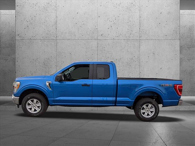 2021 Ford F-150 Super Cab 4x4, Pickup #MKD12694 - photo 6