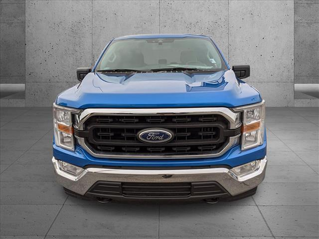 2021 Ford F-150 Super Cab 4x4, Pickup #MKD12694 - photo 7