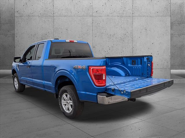 2021 Ford F-150 Super Cab 4x4, Pickup #MKD12694 - photo 2