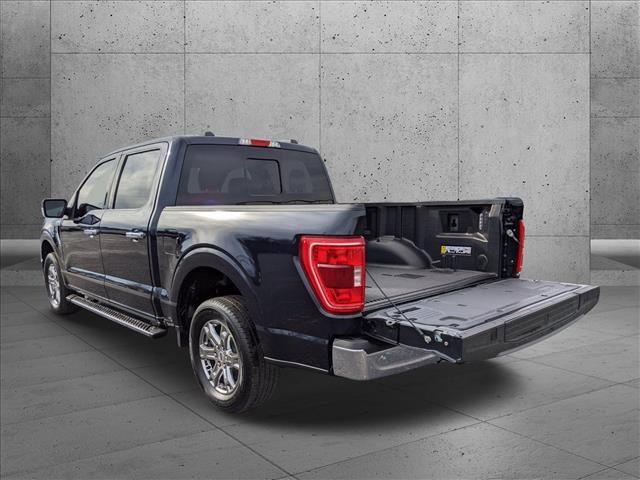 2021 Ford F-150 SuperCrew Cab 4x2, Pickup #MKD19967 - photo 1