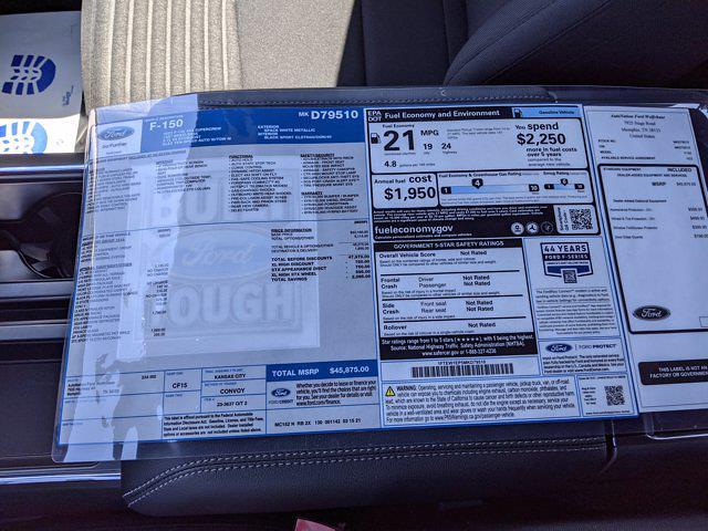 2021 Ford F-150 SuperCrew Cab 4x4, Pickup #MKD79510 - photo 17