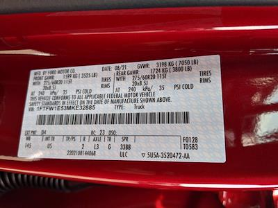 2021 F-150 SuperCrew Cab 4x4,  Pickup #MKE32885 - photo 12