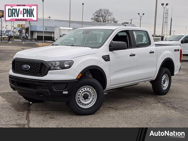 2021 Ford Ranger SuperCrew Cab 4x4, Pickup #MLD04341 - photo 1