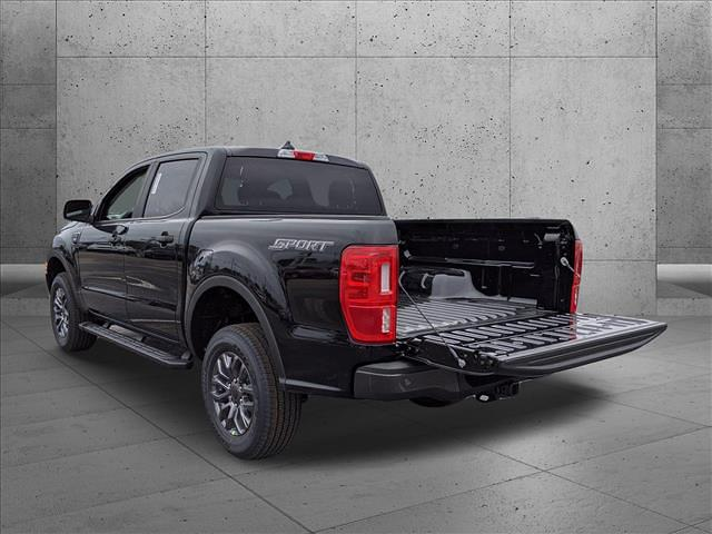 2021 Ford Ranger SuperCrew Cab 4x2, Pickup #MLD14768 - photo 9