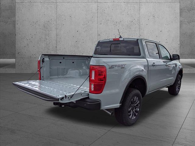 2021 Ford Ranger SuperCrew Cab 4x4, Pickup #MLD53573 - photo 3