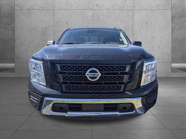 2021 Nissan Titan 4x2, Pickup #MN500025 - photo 12