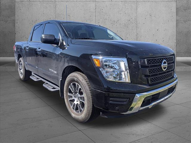 2021 Nissan Titan 4x2, Pickup #MN500025 - photo 13