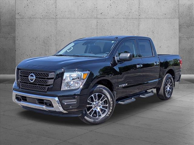 2021 Nissan Titan 4x2, Pickup #MN500025 - photo 3