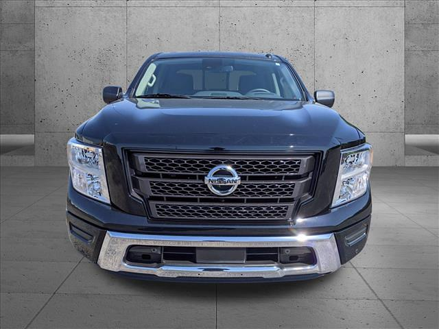 2021 Nissan Titan 4x2, Pickup #MN500025 - photo 4