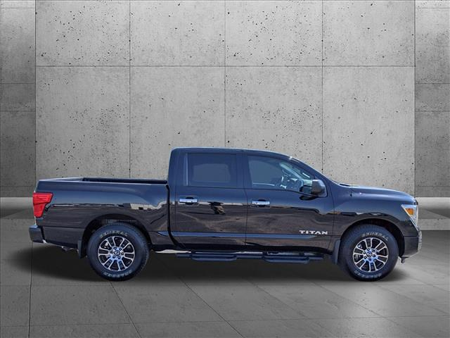 2021 Nissan Titan 4x2, Pickup #MN500025 - photo 6