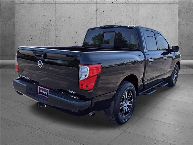 2021 Nissan Titan 4x2, Pickup #MN500025 - photo 7