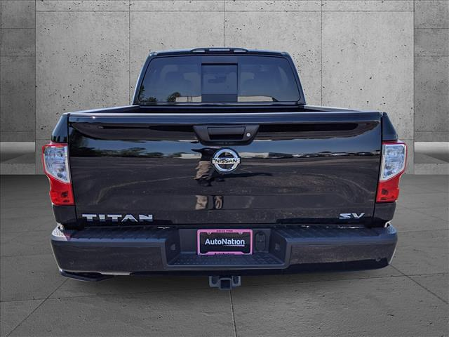 2021 Nissan Titan 4x2, Pickup #MN500025 - photo 9