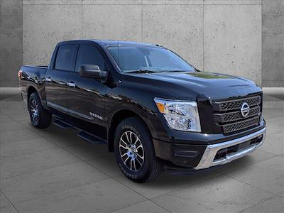 2021 Nissan Titan 4x2, Pickup #MN500025 - photo 5