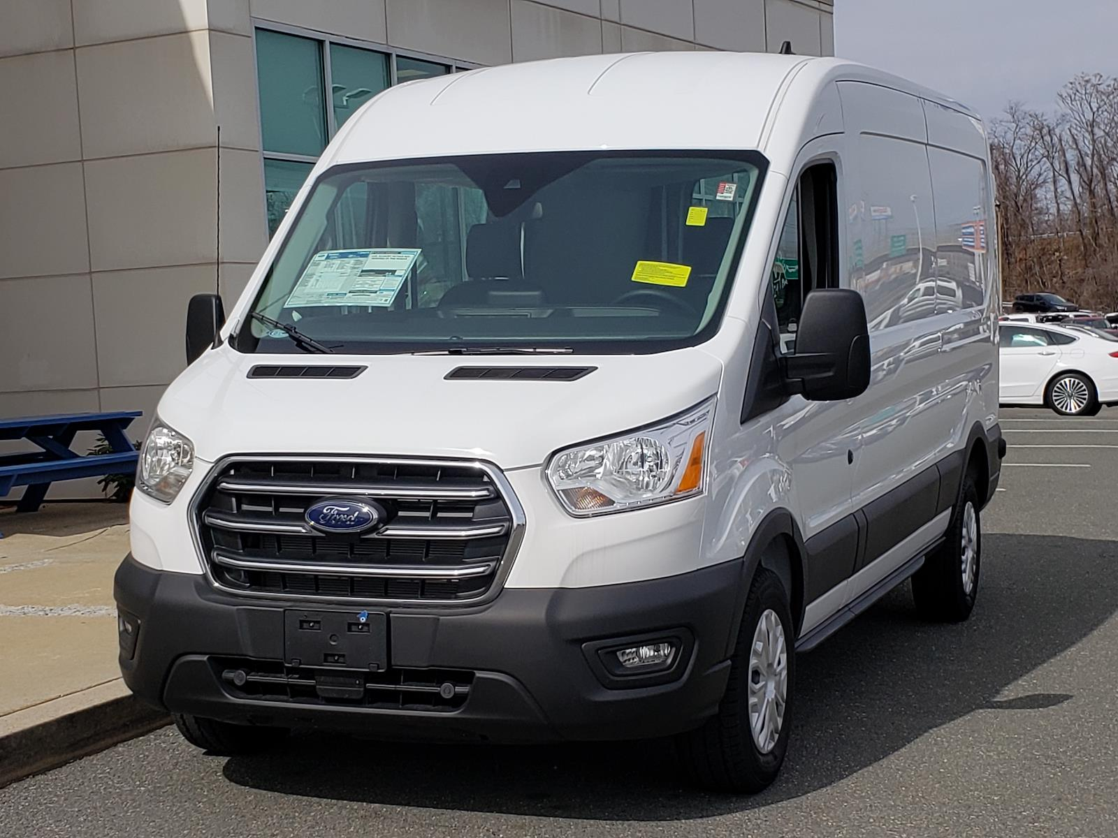 2020 Ford Transit 250 Med Roof 4x2, Empty Cargo Van #20083 - photo 1