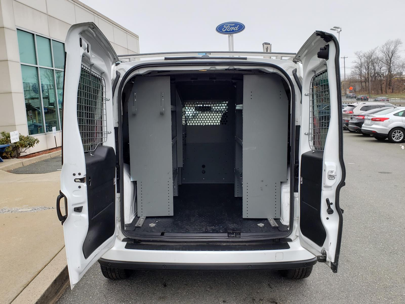 2016 Ram ProMaster City FWD, Upfitted Cargo Van #5950B - photo 1
