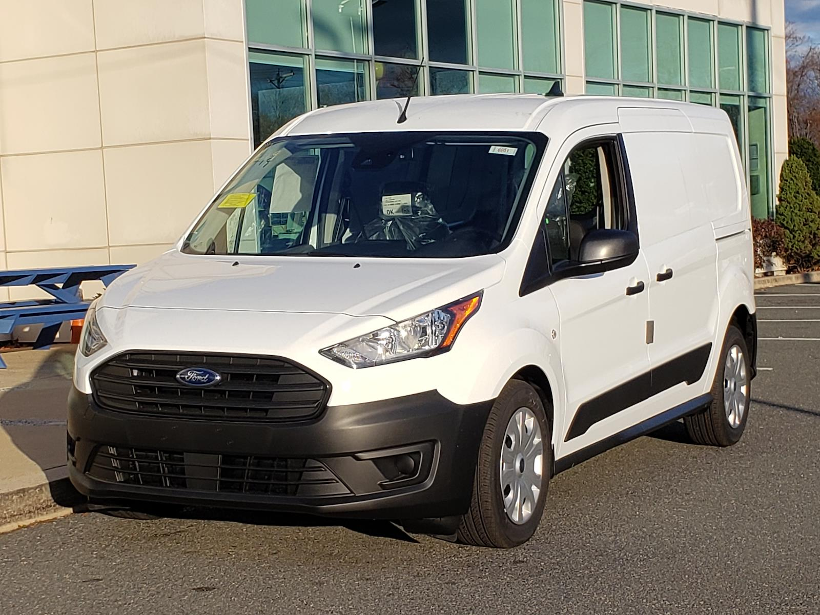 2021 Ford Transit Connect FWD, Empty Cargo Van #6001 - photo 1