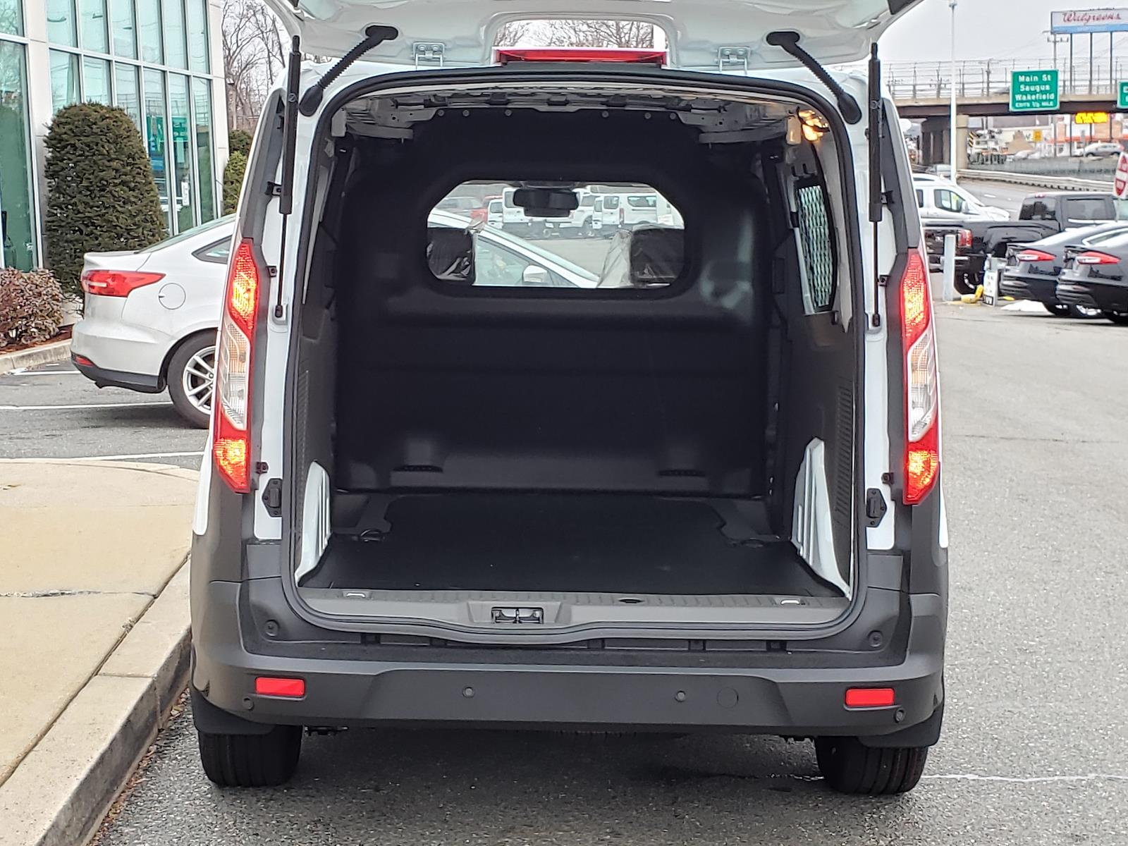 2021 Ford Transit Connect FWD, Empty Cargo Van #20019 - photo 1