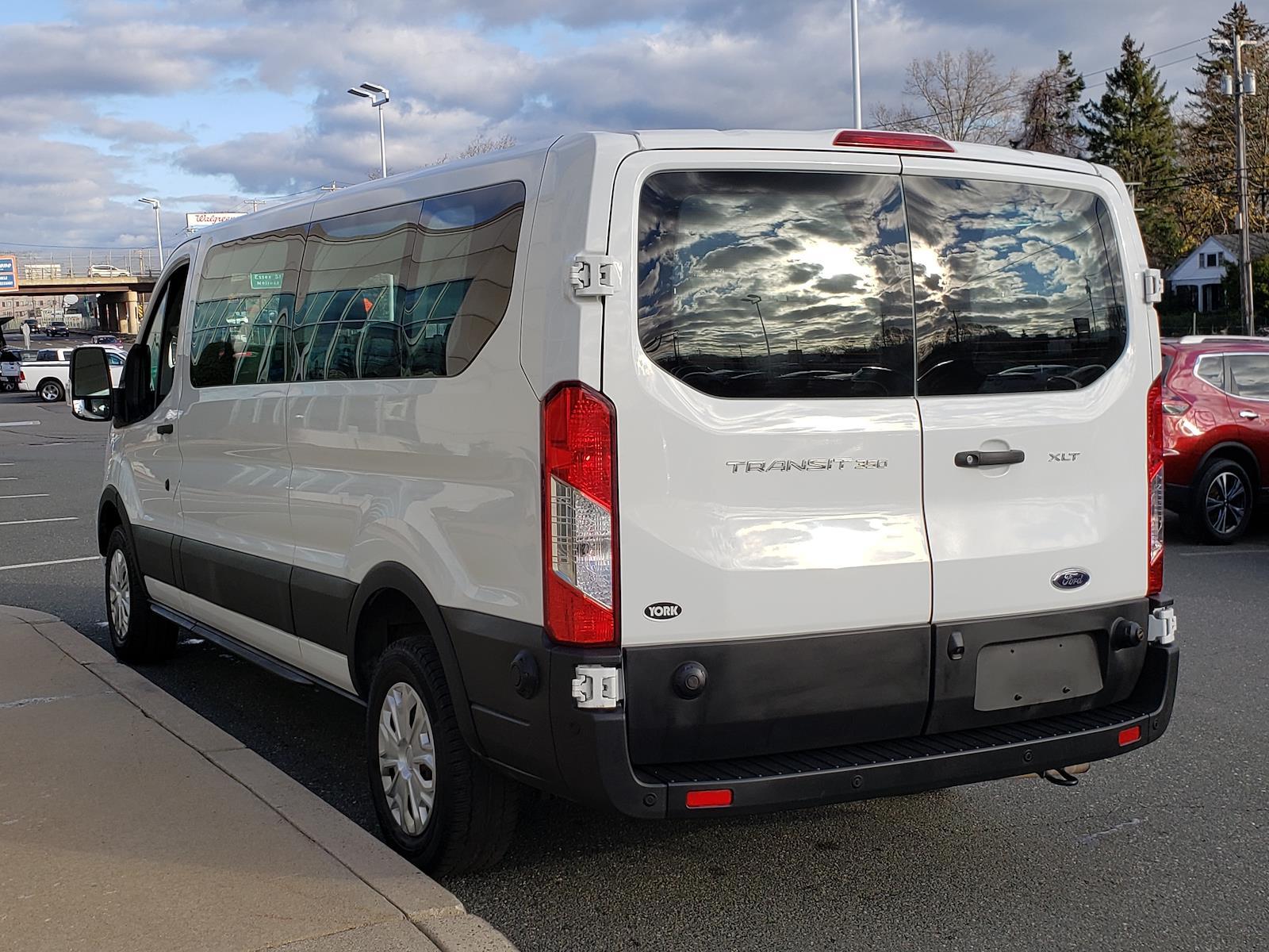 2020 Ford Transit 350 Low Roof 4x2, Passenger Wagon #P5151 - photo 1