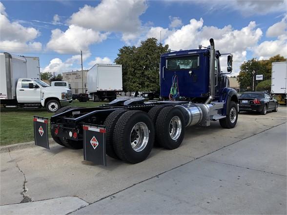 2021 International HX 6x4, Tractor #100350 - photo 1