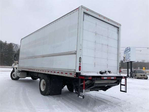 2016 International DuraStar 4300 4x2, Morgan Dry Freight #100340 - photo 1