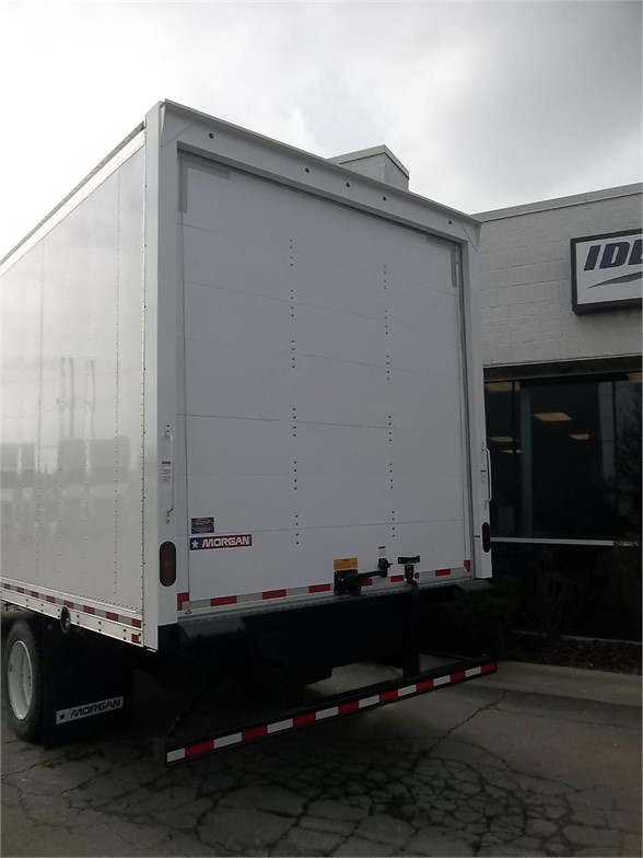 2020 International CV 4x2, Morgan Dry Freight #100310 - photo 1