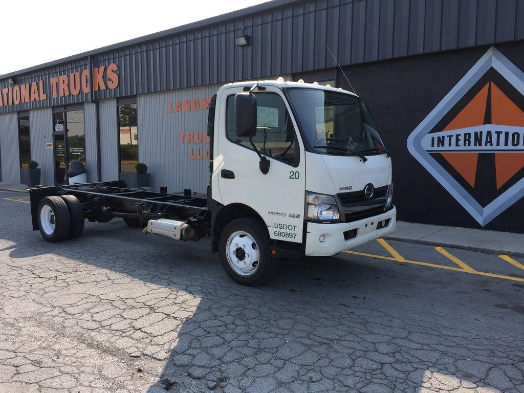 2015 Hino Truck, Cab Chassis #3879 - photo 1