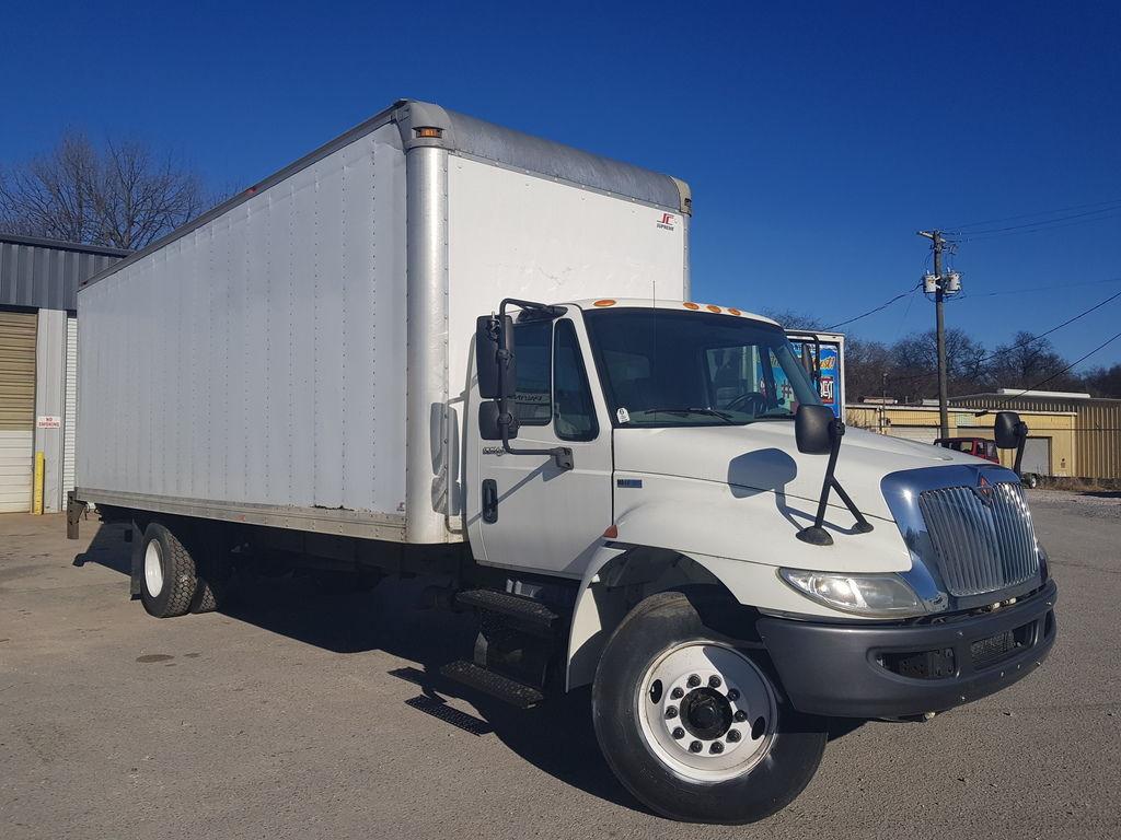 2012 International DuraStar 4300 4x2, Supreme Dry Freight #59157 - photo 1