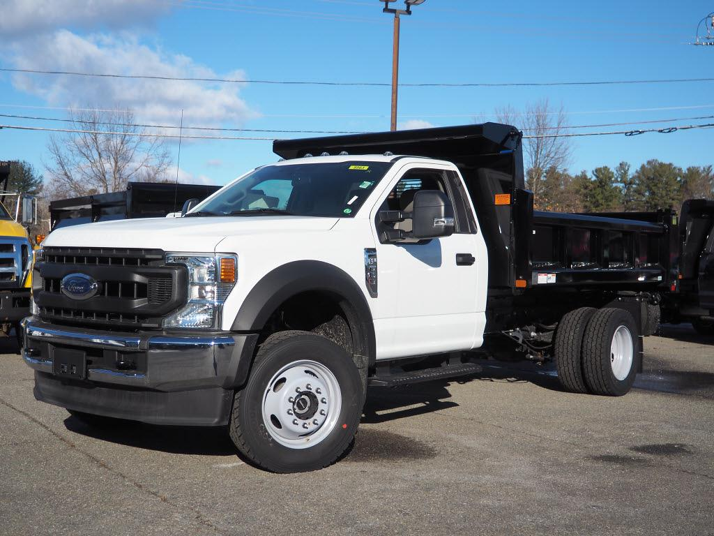 2020 Ford F-600 Regular Cab DRW 4x4, Rugby Dump Body #617900 - photo 1