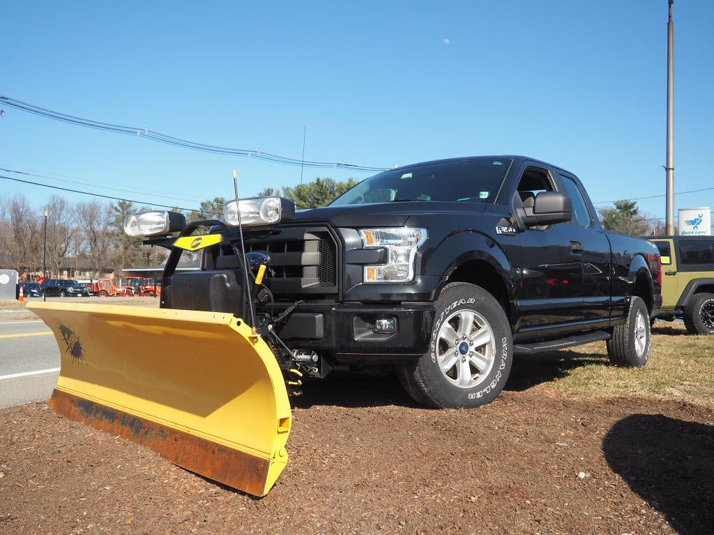 2015 Ford F-150 Super Cab 4x4, Pickup #6229TB - photo 1