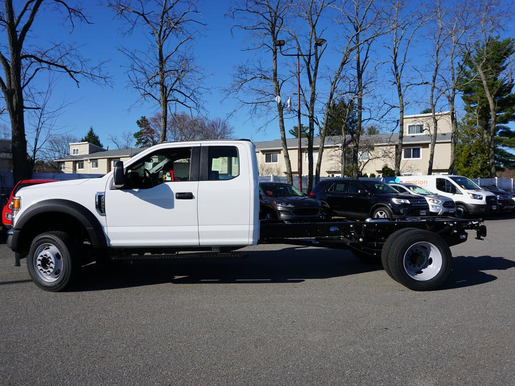 2021 Ford F-450 Super Cab DRW 4x4, Cab Chassis #626700 - photo 1