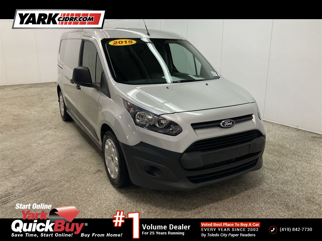 2015 Ford Transit Connect 4x2, Empty Cargo Van #D210059A - photo 1