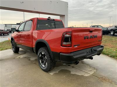 2021 Ram 1500 Crew Cab 4x4, Pickup #D210173 - photo 4