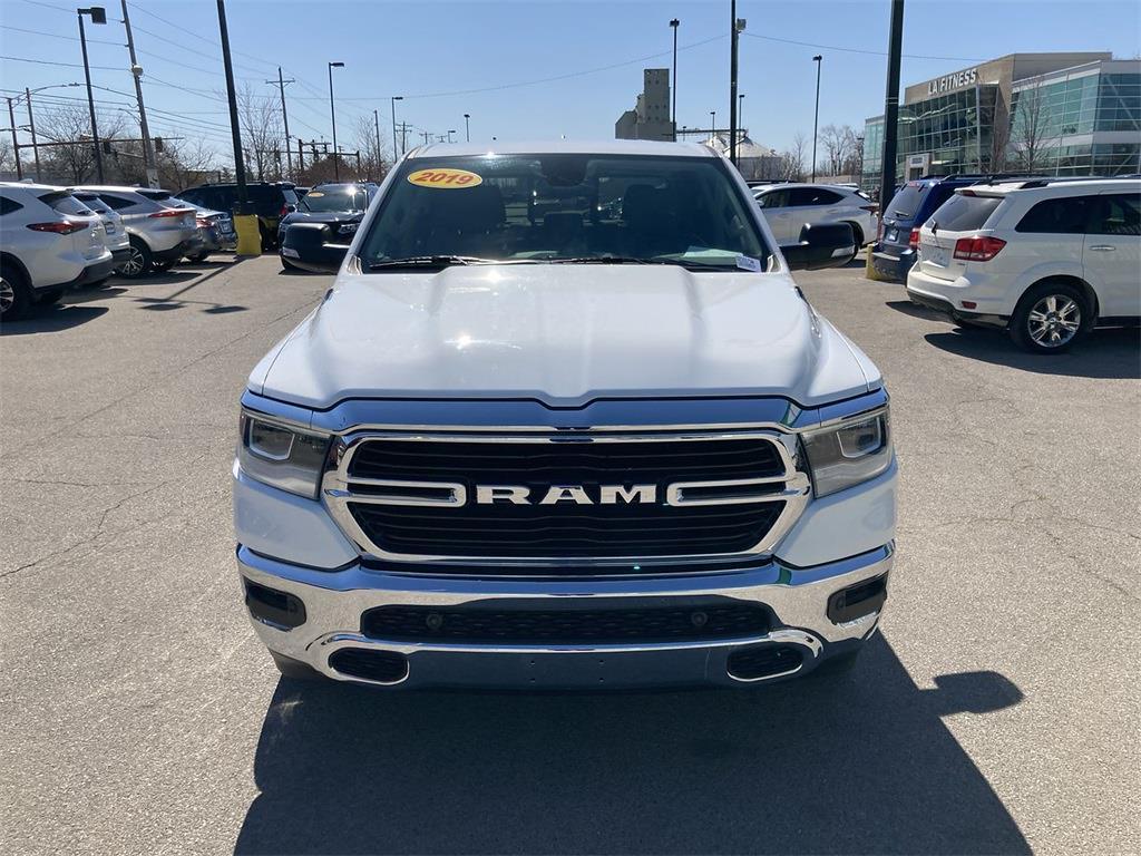 2019 Ram 1500 Crew Cab 4x4, Pickup #D210173A - photo 4