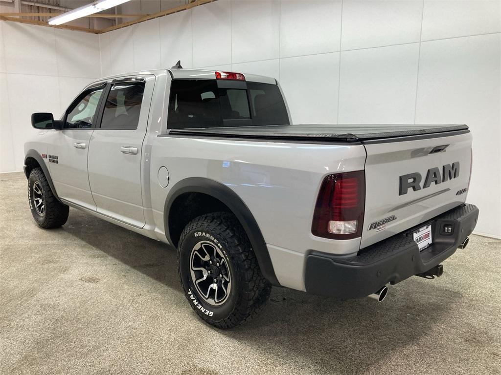 2018 Ram 1500 Crew Cab 4x4, Pickup #D210218A - photo 1