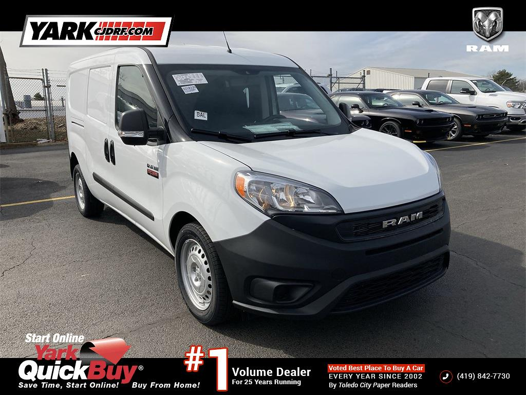 2021 Ram ProMaster City FWD, Empty Cargo Van #D210335 - photo 1