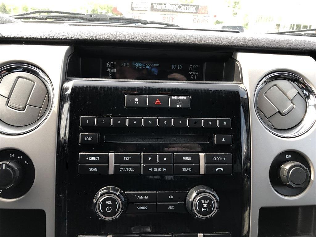 2010 Ford F-150 Super Cab 4x4, Pickup #D210374B - photo 29